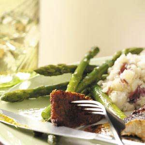 Easy Roasted Asparagus image