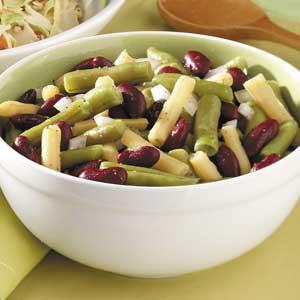 Three-Bean Salad for 3 image