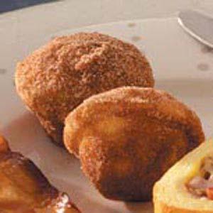 Cinnamon-Sugar Mini Muffins image