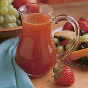 Honey Fruit Dressing image