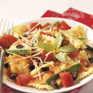 Veggie Cheese Ravioli image