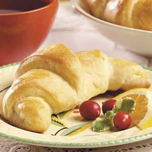 Christmas Morning Croissants image