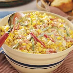 Corn Salad Recipe Creamy