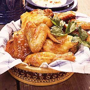 Honey-Mustard Baked Chicken image