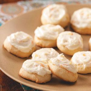 Soft Orange Marmalade Cookies image