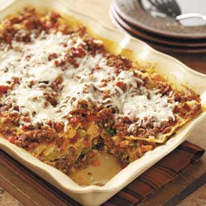 Sneaky Lasagna