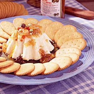 Cream Cheese/Chutney Appetizer image