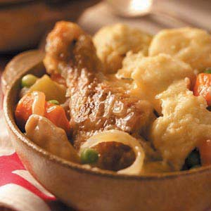 Sunday Chicken Stew image