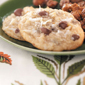 Coconut Crunch Cookies_image