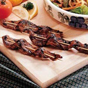Marinated Pork Strips image