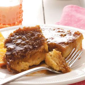 Caramel French Toast image