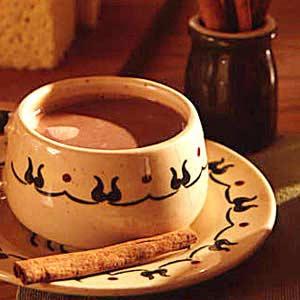 Hot Cinnamon Cocoa image