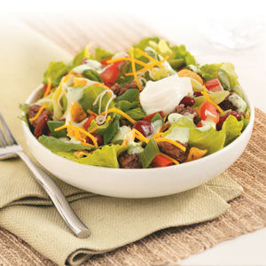 Taco Salad with a Twist