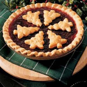 Easy Cranberry Pie image