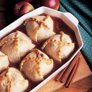 Easy Apple Dumplings image
