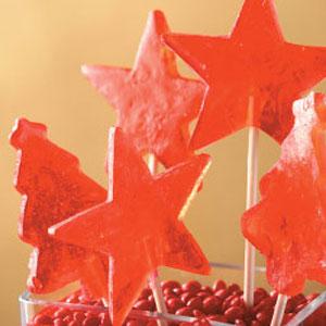 Cinnamon Lollipops image