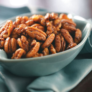 Sweet & Spicy Nuts_image