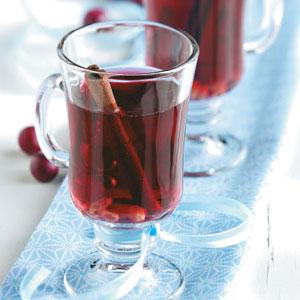 Cranberry Glogg image