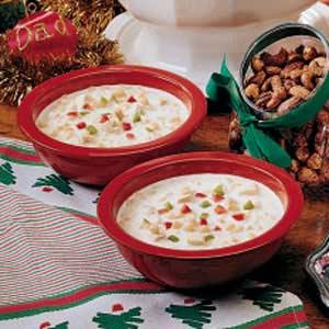 White Christmas Chili image