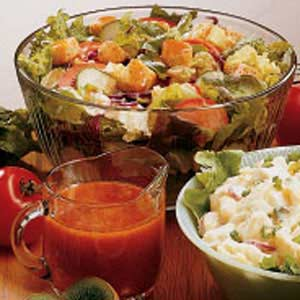 Zesty French Dressing