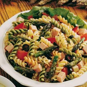 Asparagus Pasta Salad image