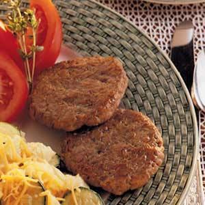 Pork Patties image