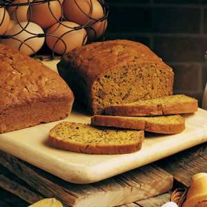 Pumpkin Zucchini Bread image