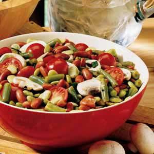 Three-Bean Garden Salad image