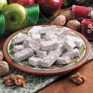 Chewy Apple Candies