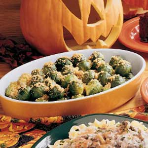 Crumb-Topped Brussels Sprouts_image