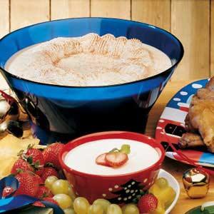 Creamy Holiday Eggnog image