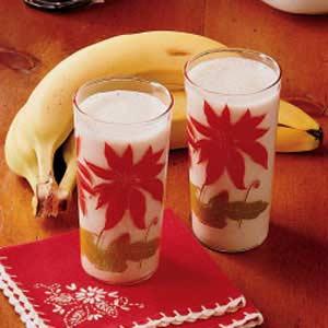 Banana Milk Drink image