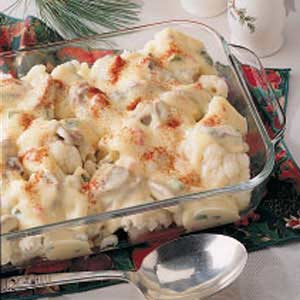 Christmas Cauliflower