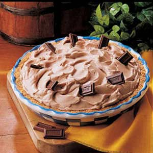 Chocolate Mousse Pie image