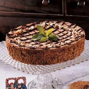 Hazelnut Torte image