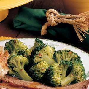 Zesty Broccoli