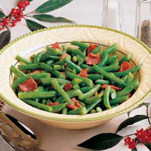 Home-Style Green Beans image