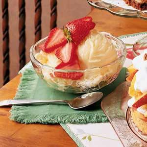 Vanilla Custard Ice Cream