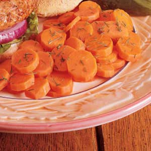Carrots with Dill image