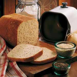 Onion Dill Bread image