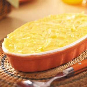 Comforting Hash Brown Casserole