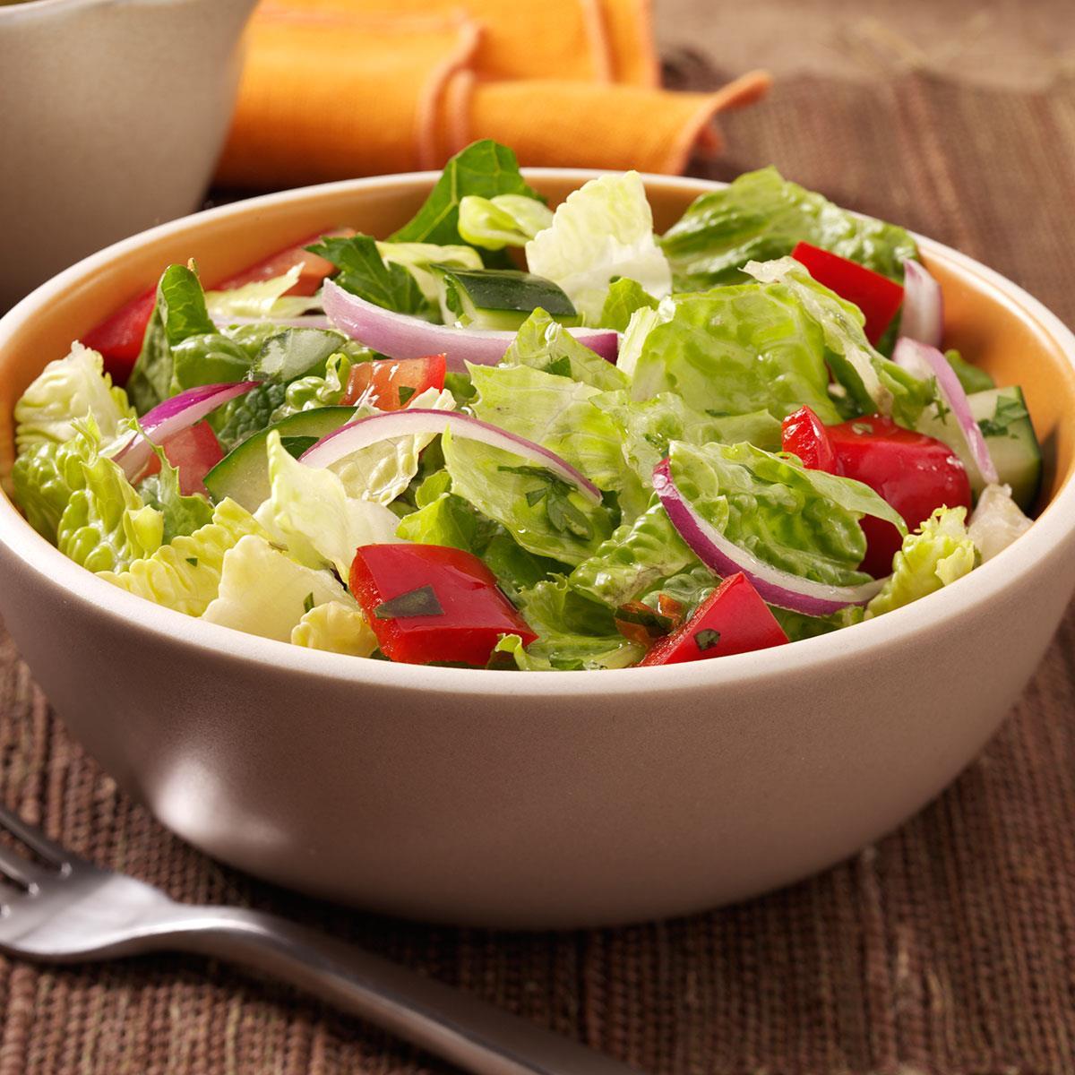 armenian garden salad recipe taste of home - Garden Salad Recipe