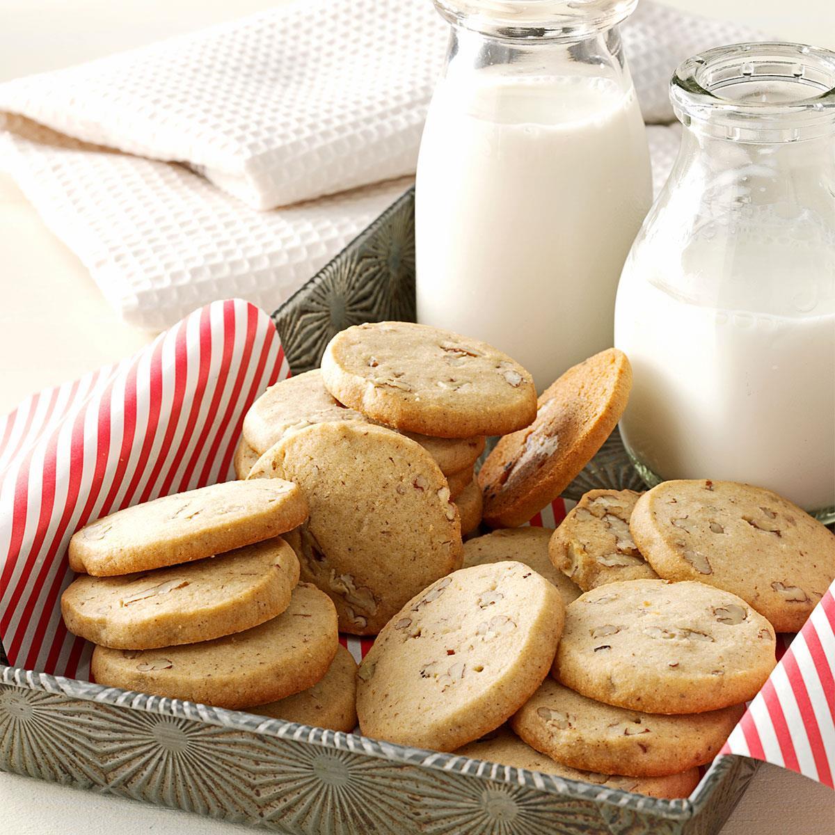 Aunt Ione S Icebox Cookies