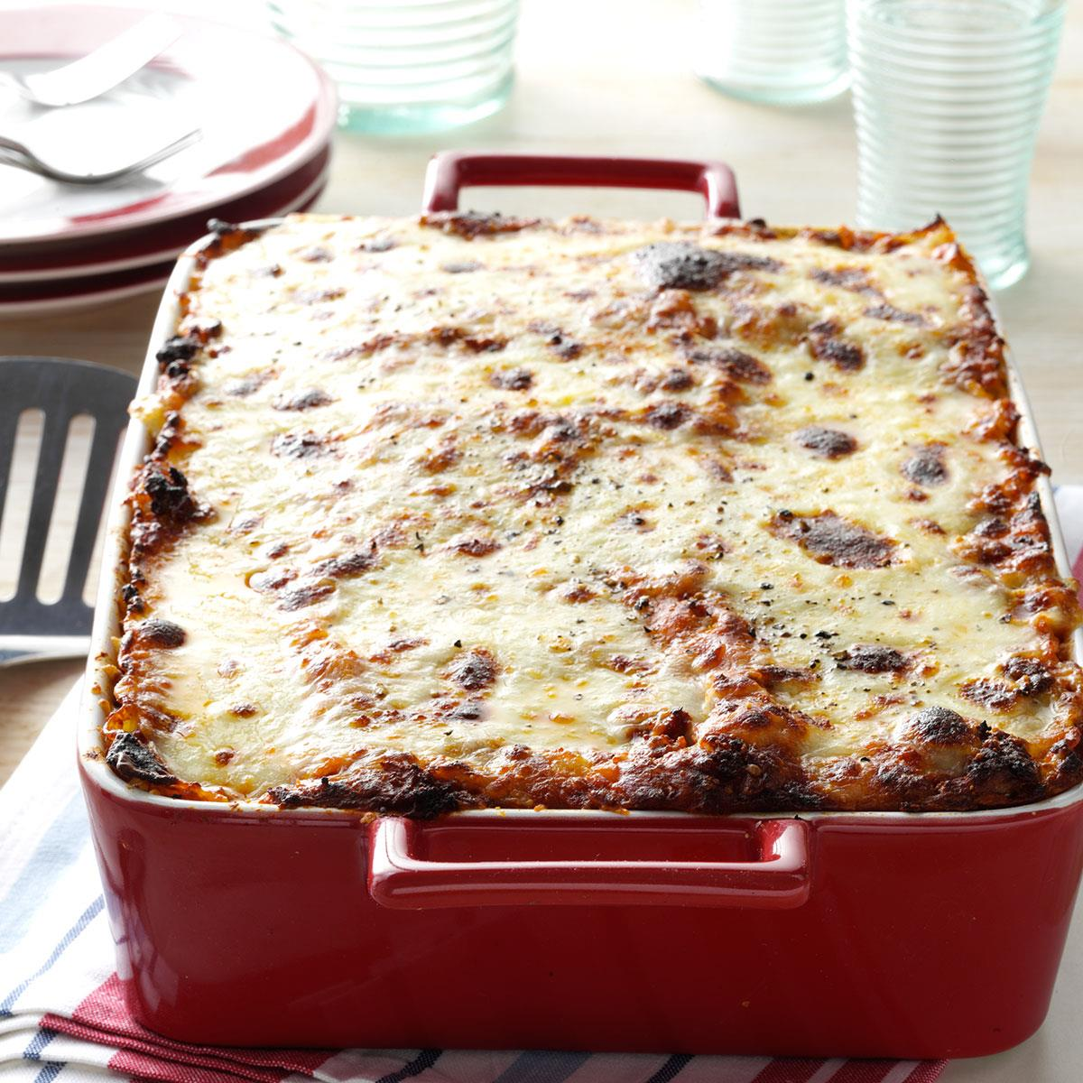 Mom S Beef Lasagna