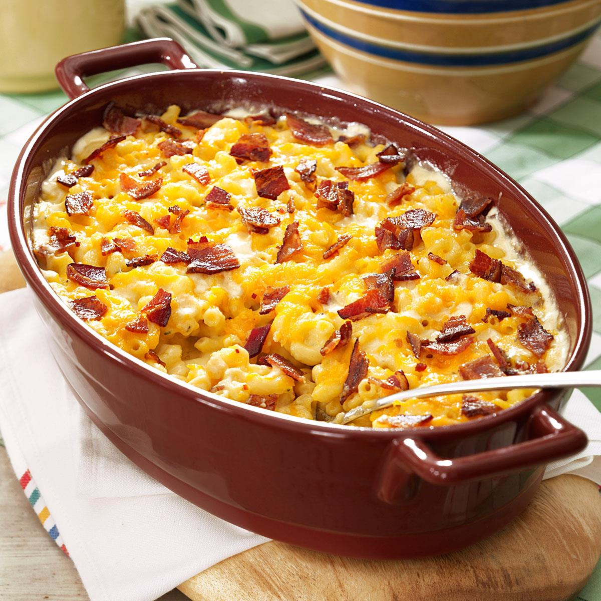 Beer macaroni cheese taste of home forumfinder Image collections