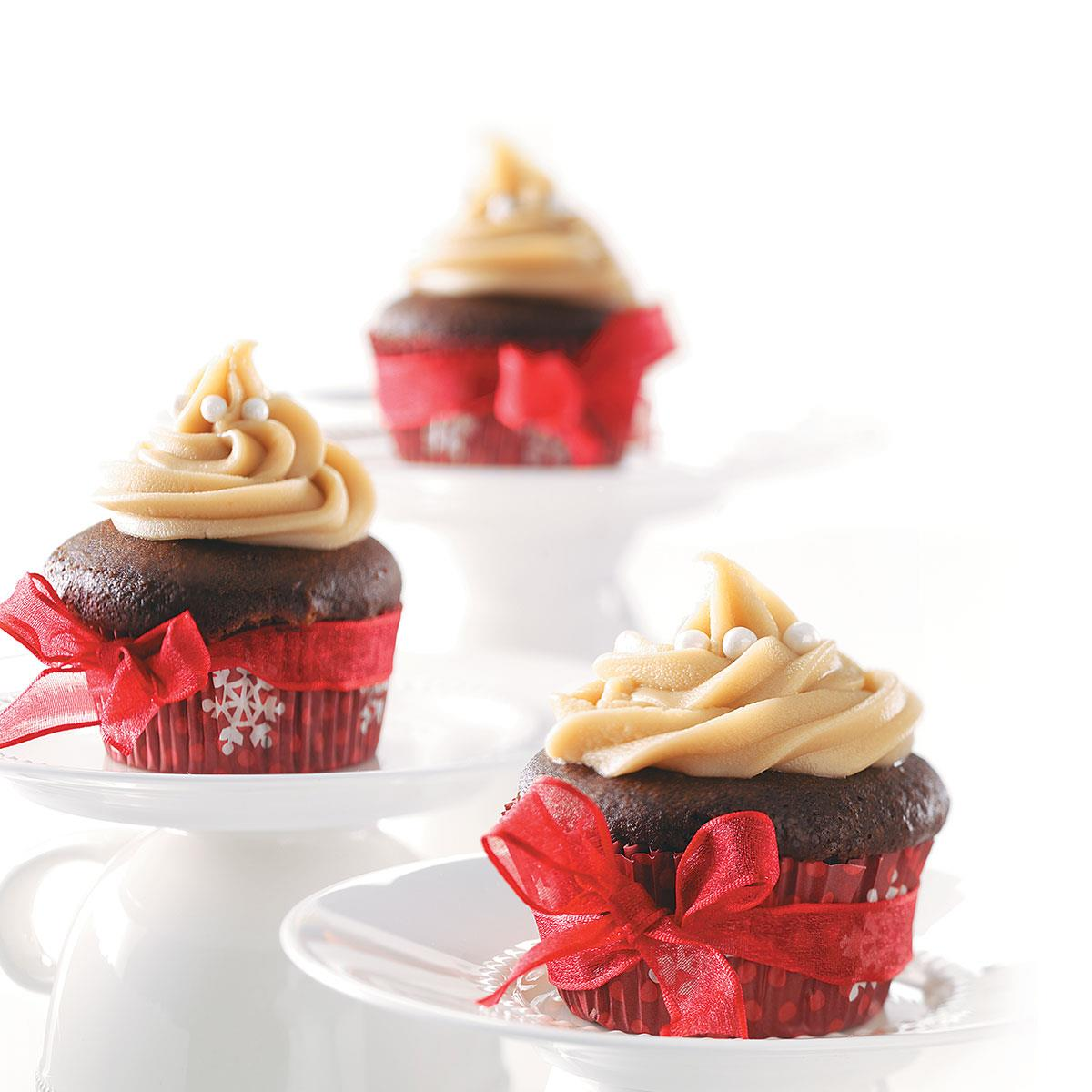 Candy Bar Cupcakes | Taste of Home
