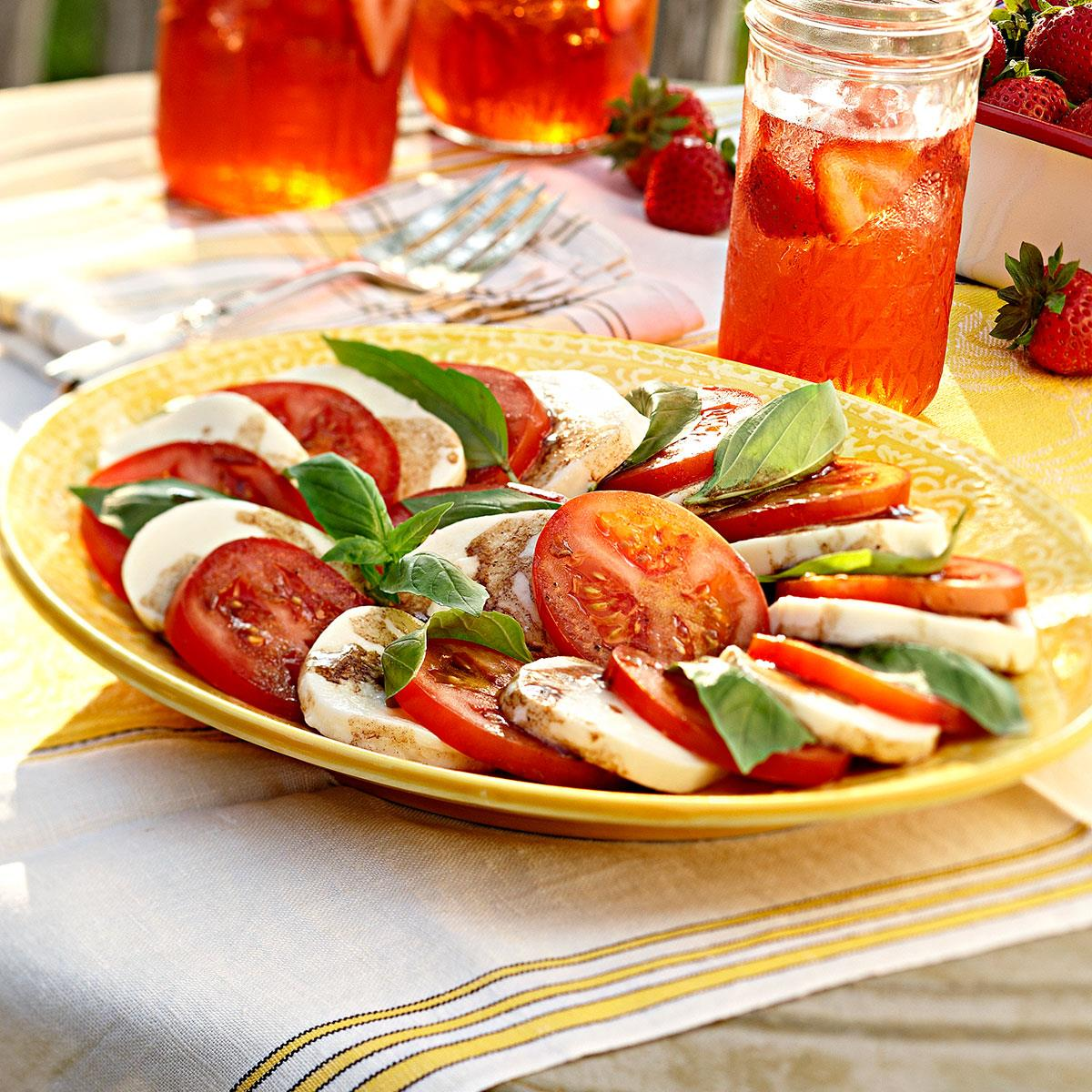 Watch How to Make Caprese Salad video