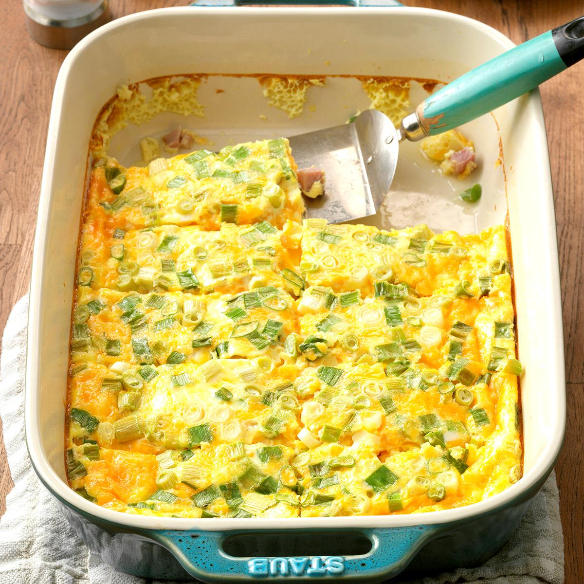 Amazingly delicious omelet in the oven 67