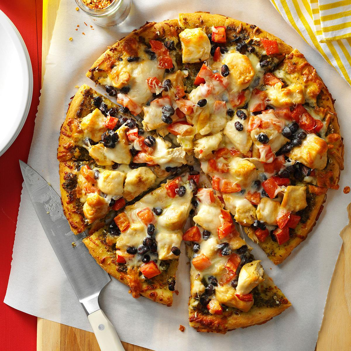 How to Make Chicken Pizza forecasting