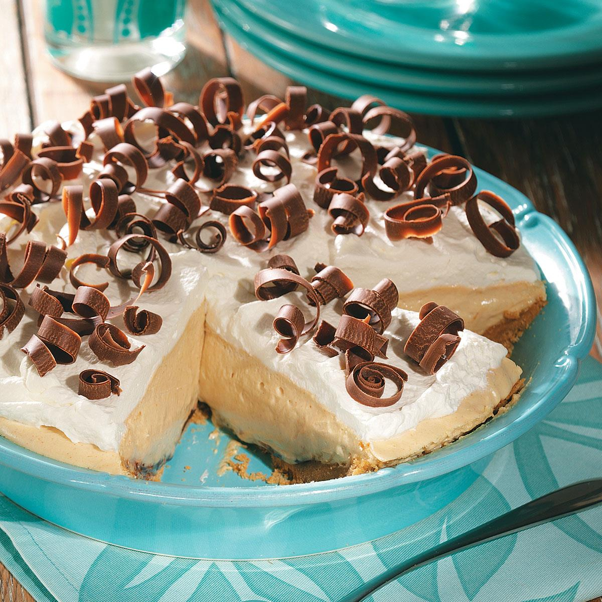 Dreamy Creamy Peanut Butter Pie